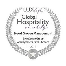 Best Dance Group Management Firm - Global Hospitality Awards 2019