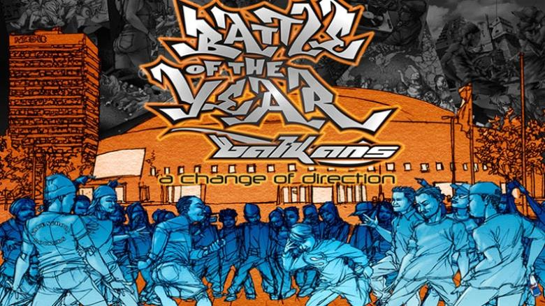 Battle of the year Balkans 2015