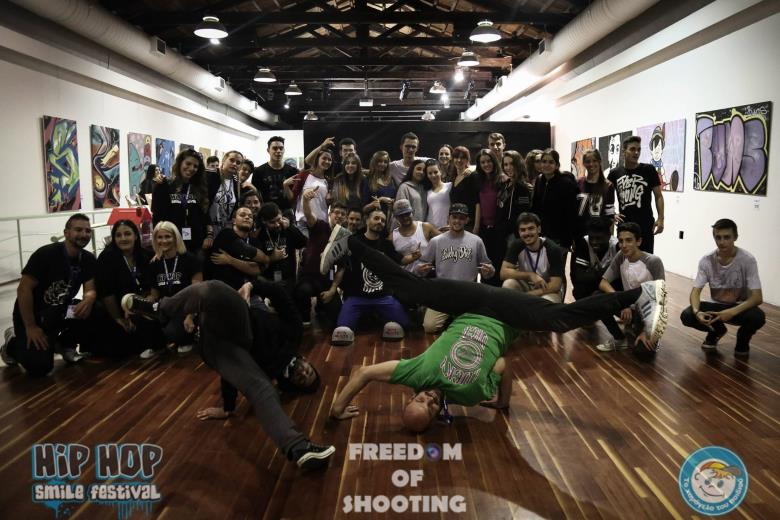 5ο Hip Hop Smile Festival – Breaking Workshop