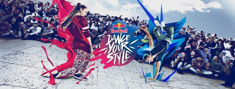 Dance Your Style Preliminaries by Red Bull
