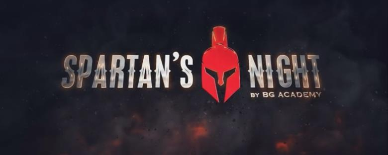 Spartans Night by BG Academy