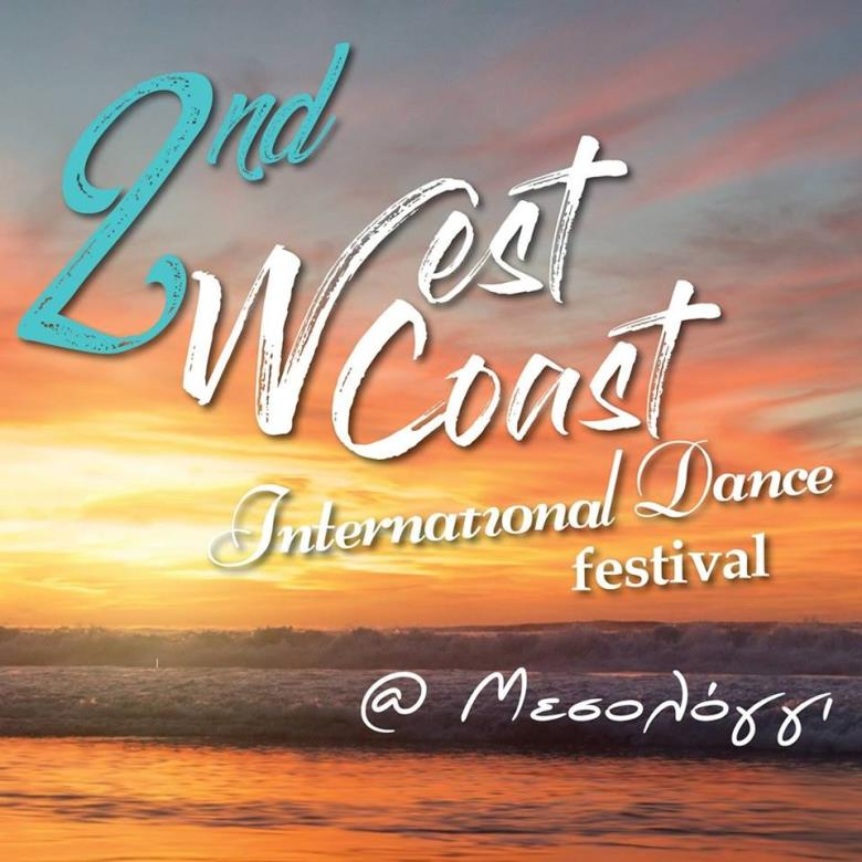 2nd West Coast International Dance Festival