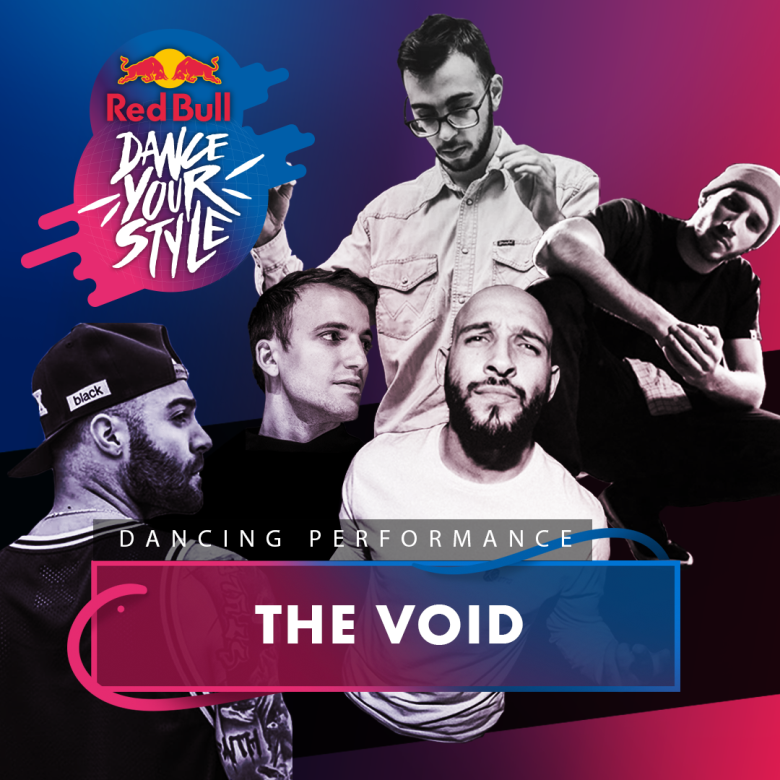 Red Bull Dance Your Style 2019 showcase