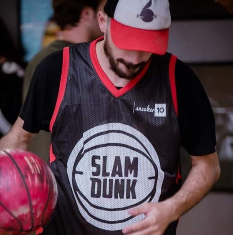 Opening SLAMDUNK athletics store